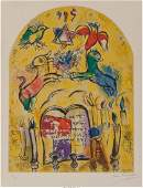 15039: After MARC CHAGALL (French/Russian, 1887-1985) T