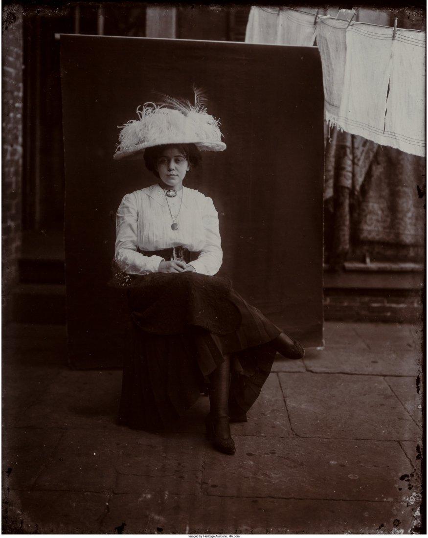 11010: E.J. Bellocq (American, 1873-1940) Storyville Po