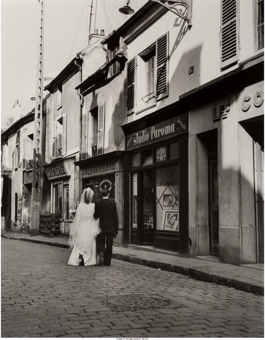 11016: Edouard Boubat (French, 1923-1999) Mariage Banli