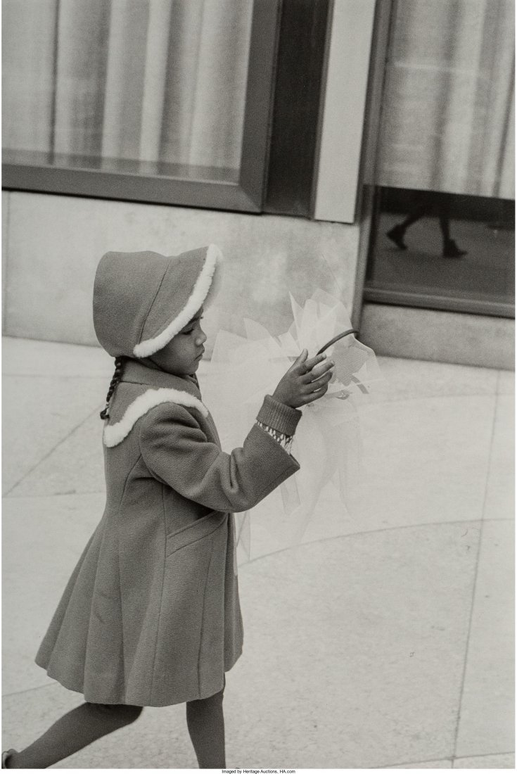 11017: Edouard Boubat (French, 1923-1999) New York, 196