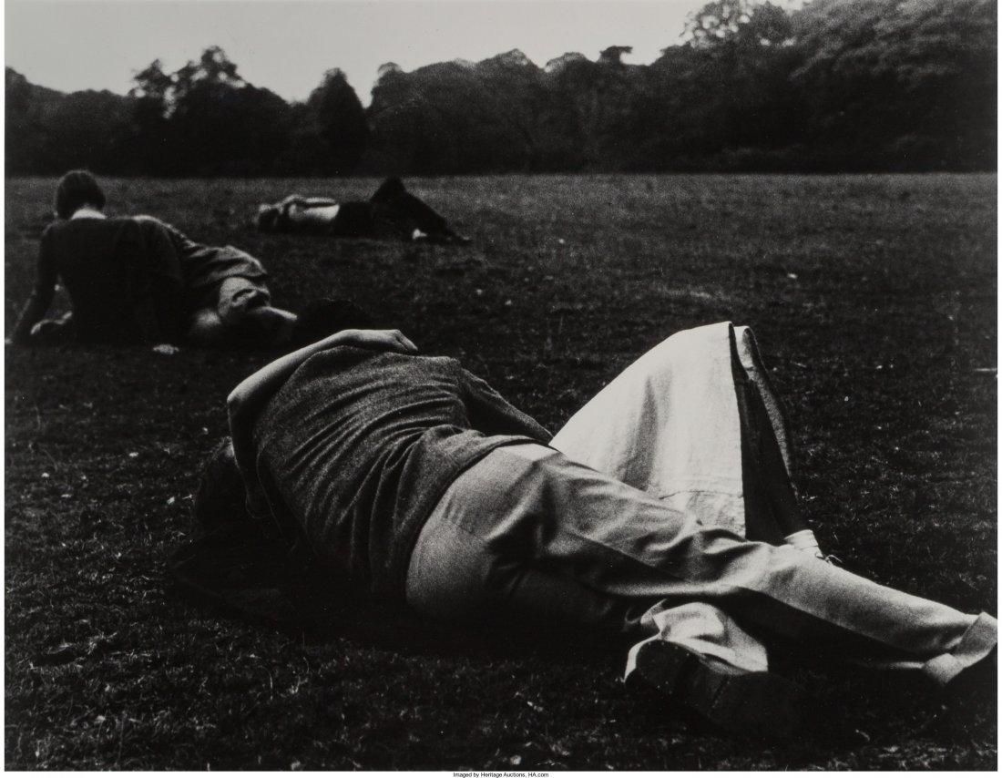 11019: Bill Brandt (British, 1904-1983) Sunday Evening,