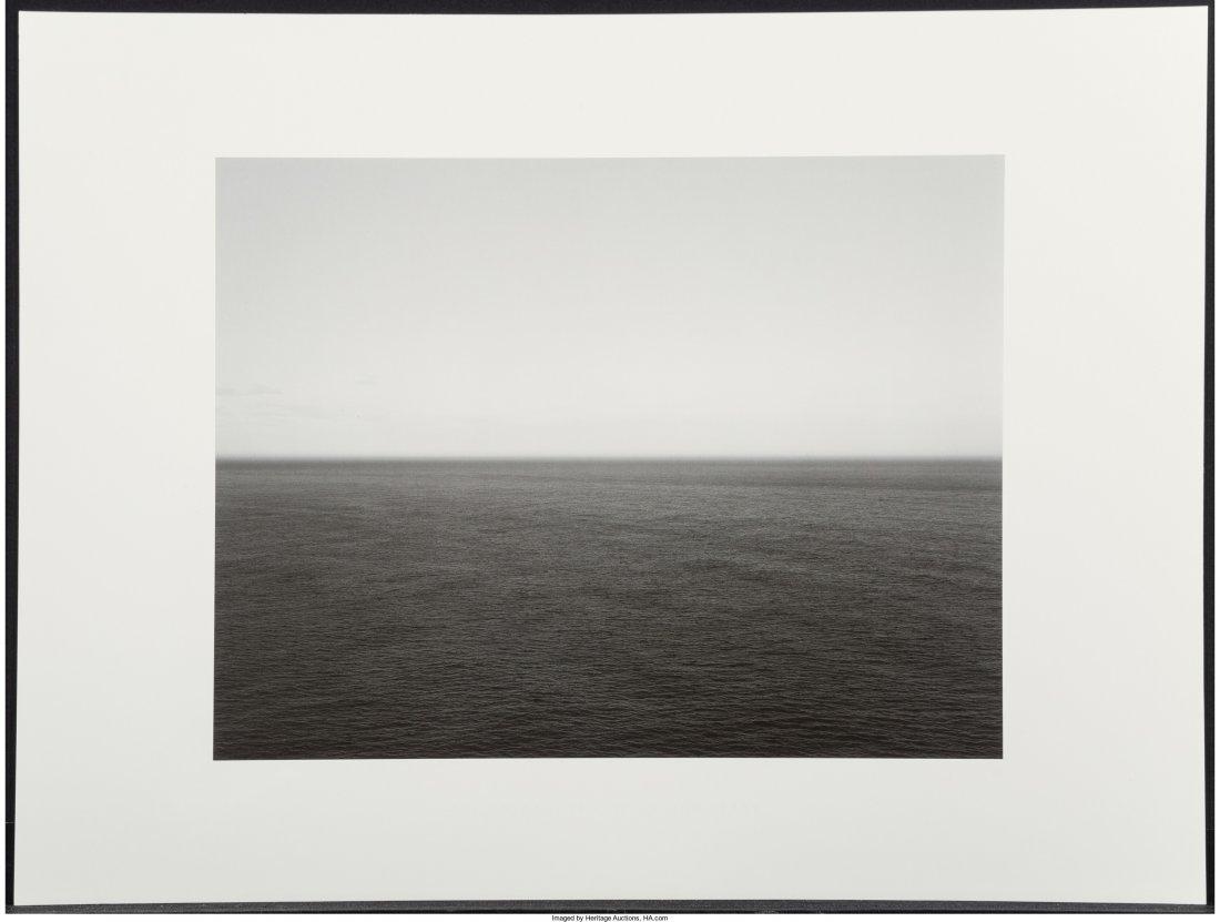11109: Hiroshi Sugimoto (Japanese, b. 1948) Time Expose - 2