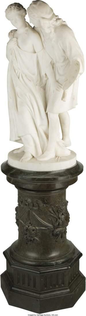 Pasquale Romanelli (Italian, 1812-1887) Raphael with