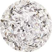 55209 Unmounted Diamond  The Crown of Lightcut diam