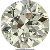 55212 Unmounted Diamond   The round brilliantcut diam