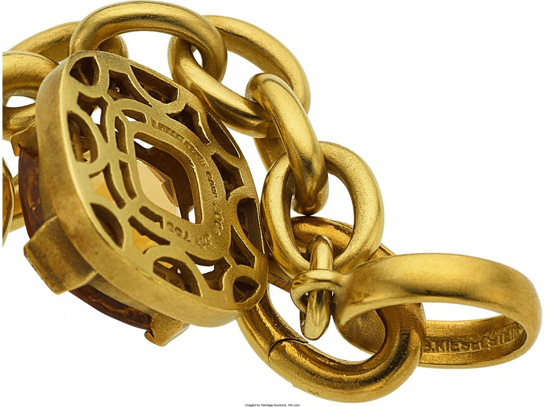 55021: Diamond, Citrine, Gold Jewelry, Kieselstein-Cord - 4