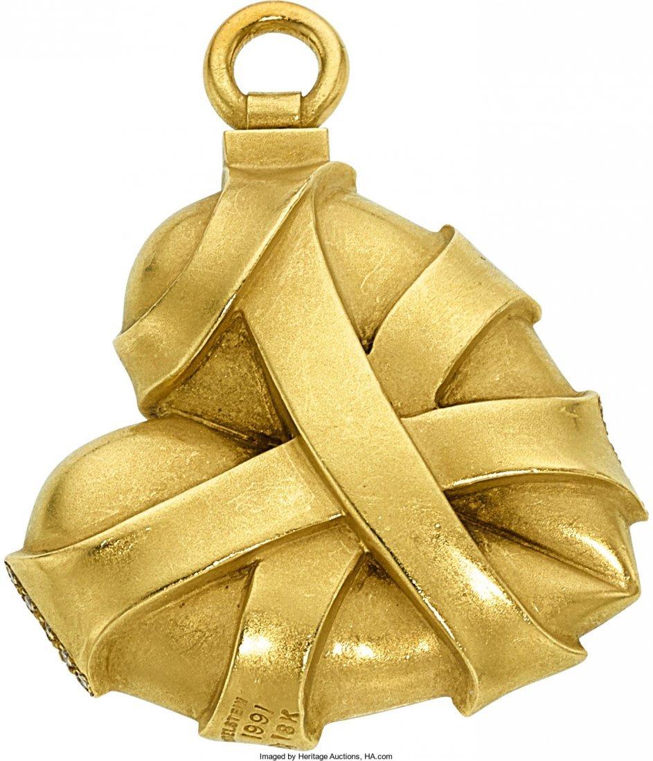 55021: Diamond, Citrine, Gold Jewelry, Kieselstein-Cord - 6
