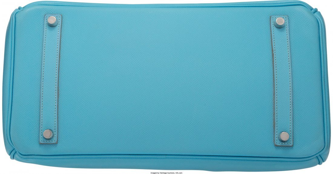 58079: Hermes Limited Edition Candy Collection 35cm Blu - 4