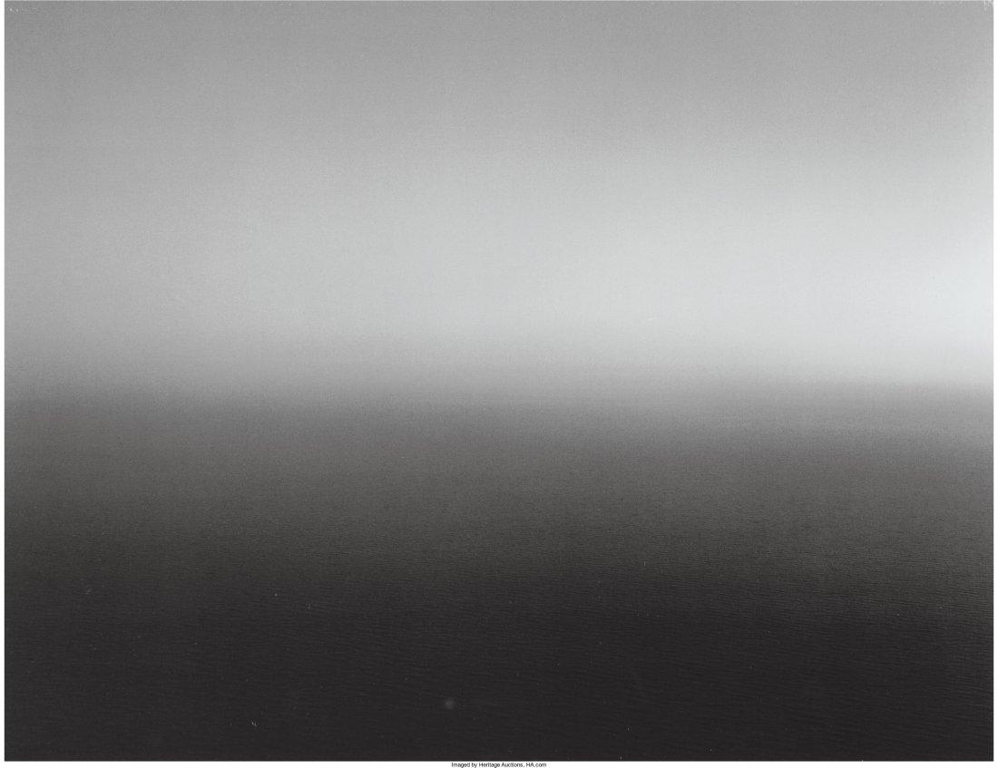 73314: Hiroshi Sugimoto (Japanese, b. 1948) Time Expose