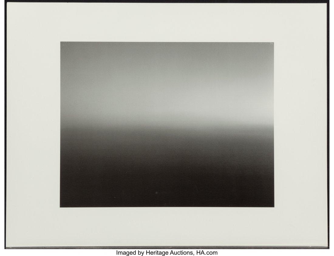 73314: Hiroshi Sugimoto (Japanese, b. 1948) Time Expose - 2