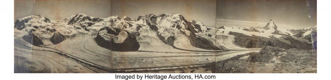 73039: Vittorio Sella (Italian, 1859-1943) Matterhorn M