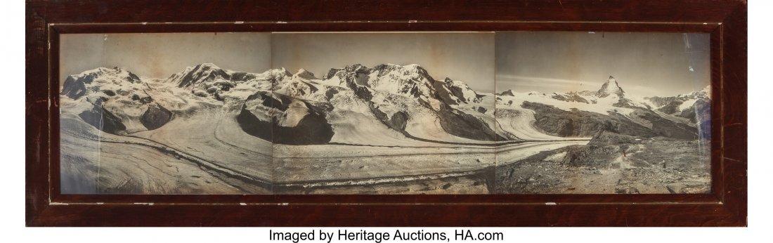73039: Vittorio Sella (Italian, 1859-1943) Matterhorn M - 2