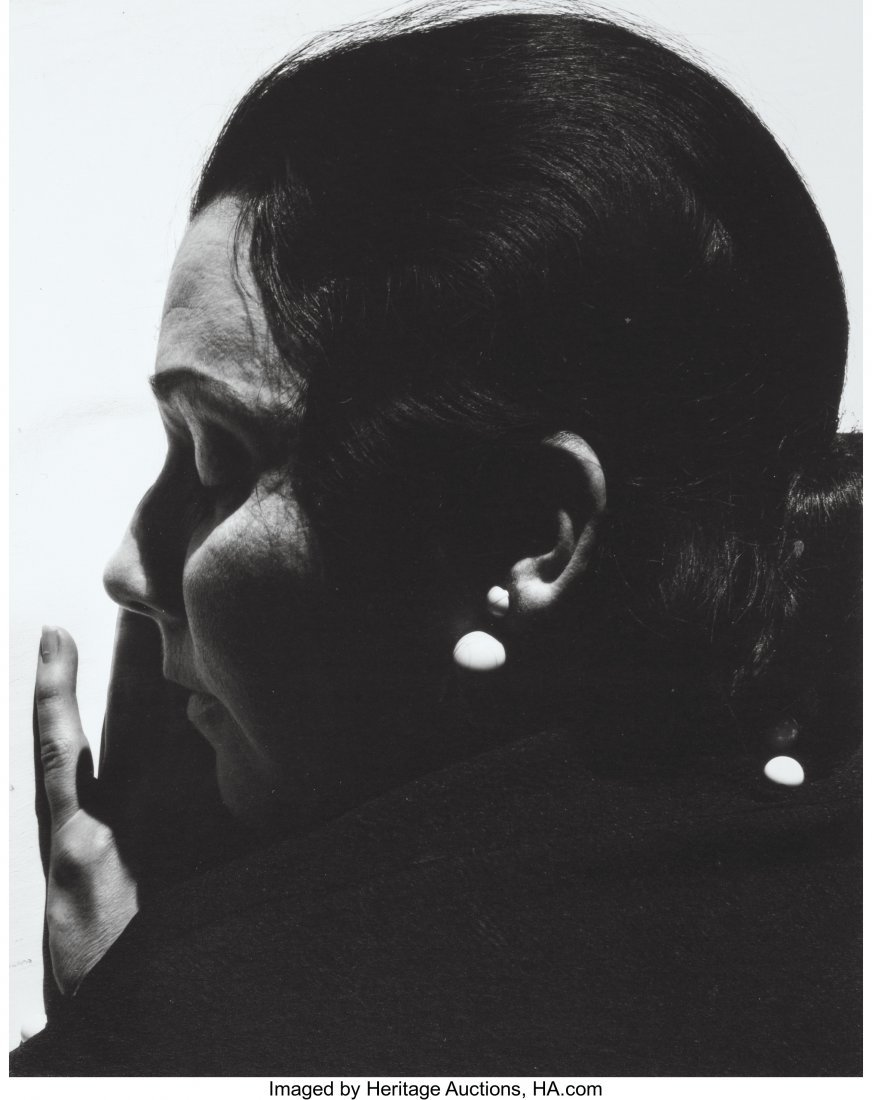 73286: Imogen Cunningham (American, 1883-1976) Marian S