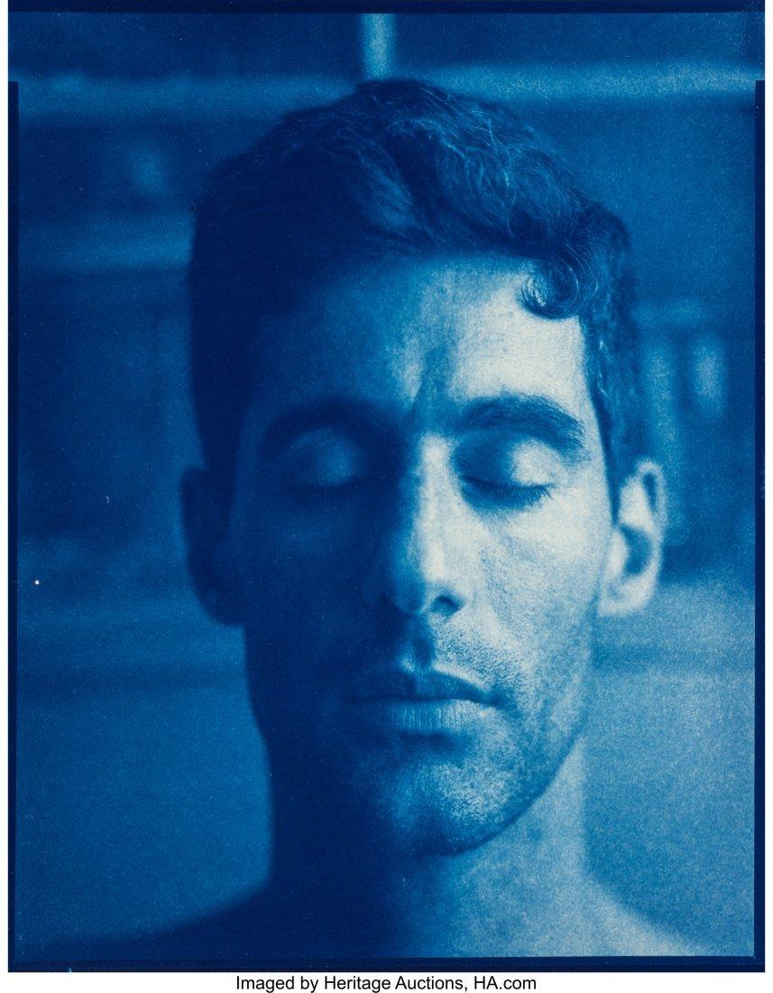 73299: John Dugdale (American, b. 1960) Self Portrait i