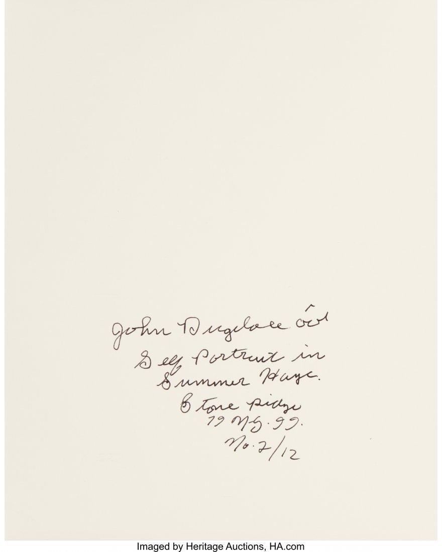73299: John Dugdale (American, b. 1960) Self Portrait i - 2
