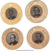 43062 Abraham Lincoln Stephen A Douglas John C Bre