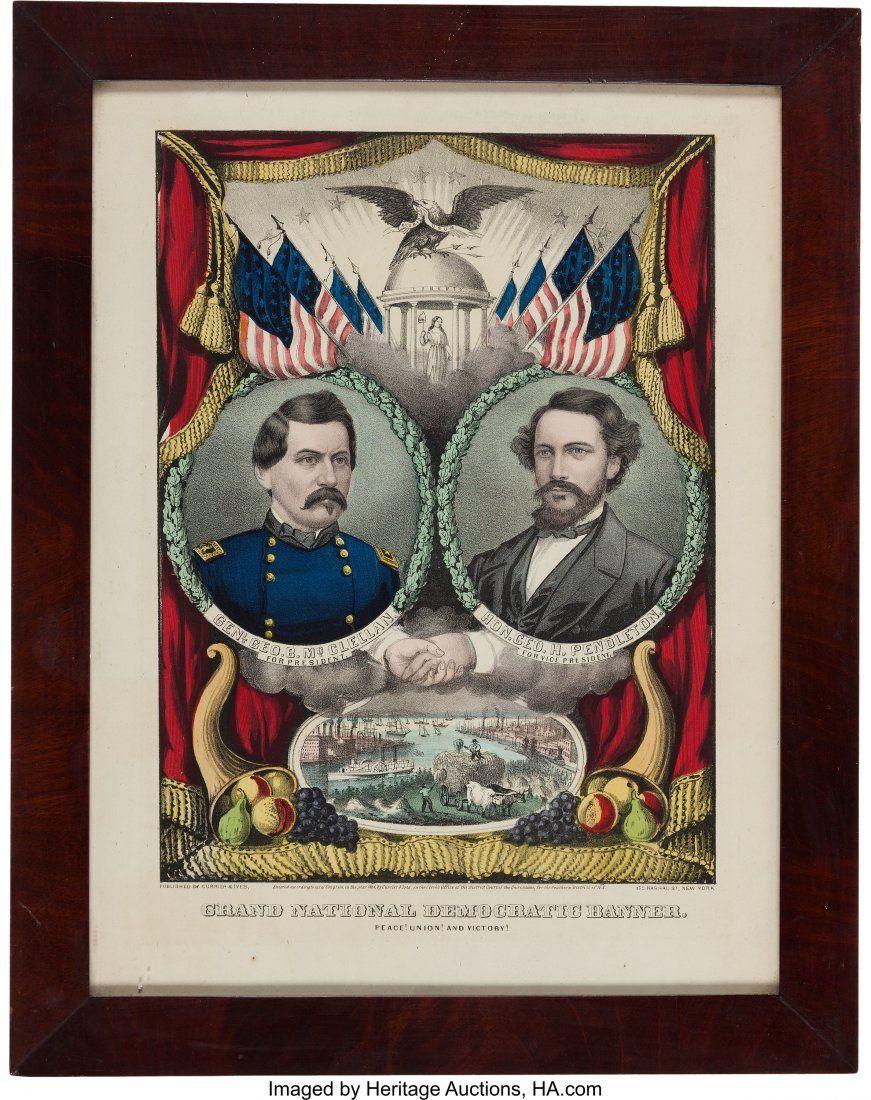 McClellan & Pendleton: Unimprovable Jugate Grand