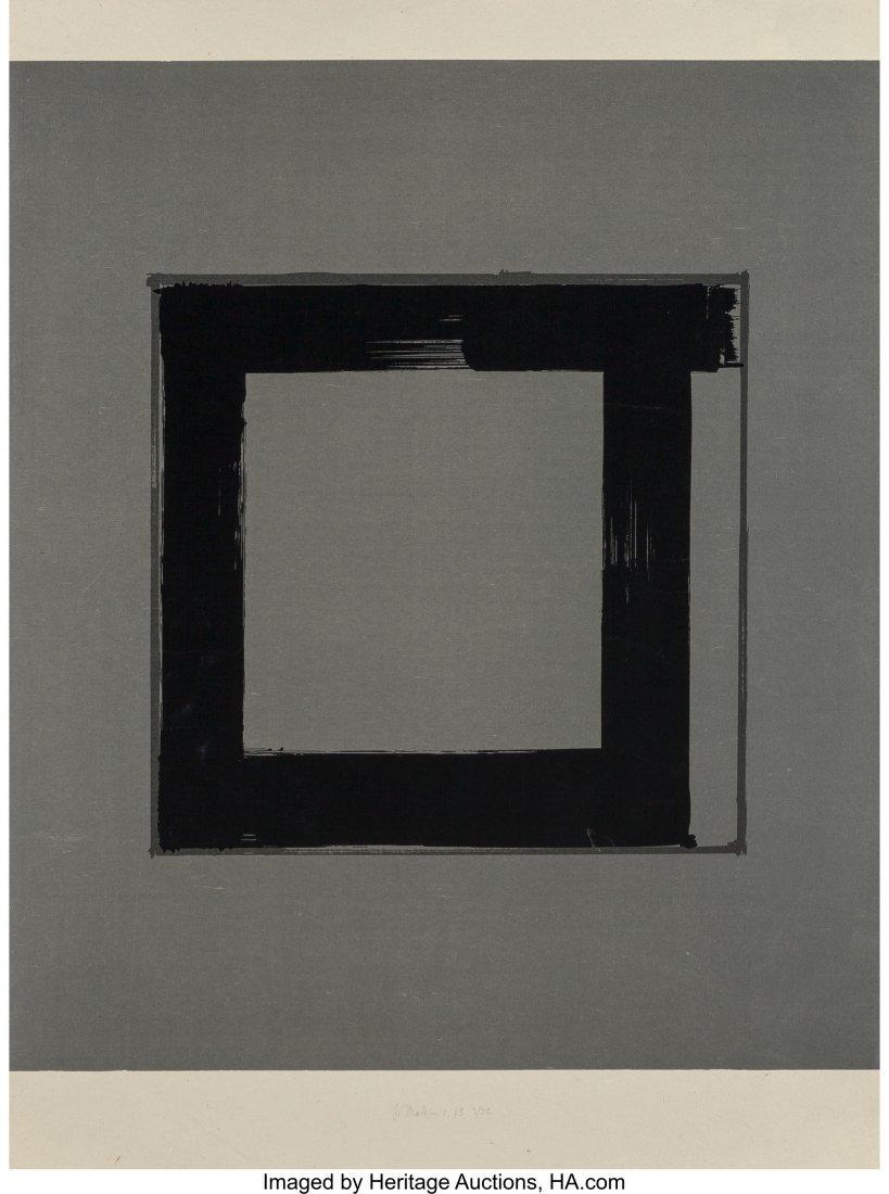 77067: Brice Marden (b. 1938) 1, 2, 3, 4 (set of four w