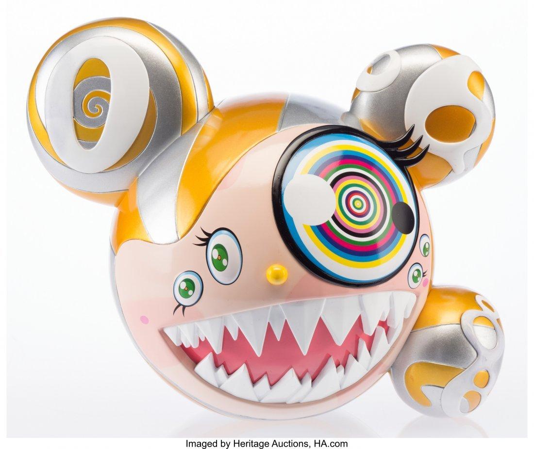 60143: Takashi Murakami (b. 1962) Mr. Dob (Gold) (Origi