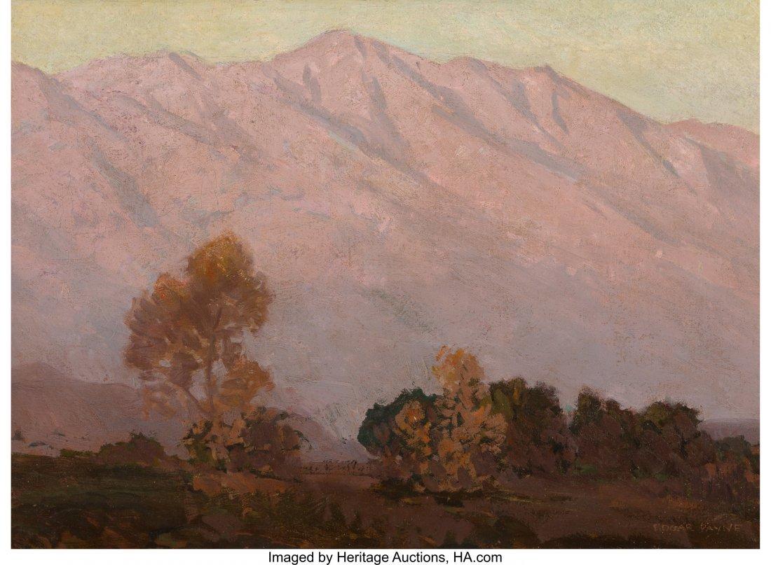 69077: Edgar Alwin Payne (American, 1883-1947) Californ