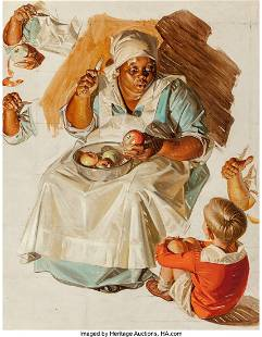 69163: Joseph Christian Leyendecker (American, 1874-195