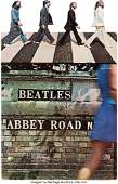 89362: Beatles Abbey Road Promotional Standee (US, 1969