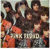 89447 Pink Floyd Piper at the Gates of Dawn Mono LP U