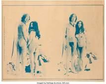89374: Beatles - John Lennon / Yoko Ono Unfinished Musi