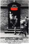 89375: John Lennon Rock 'N' Roll Promotional Poster (1