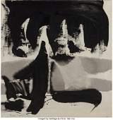 69047: Friedel Dzubas (1915-1994) Untitled, 1960 Acryli