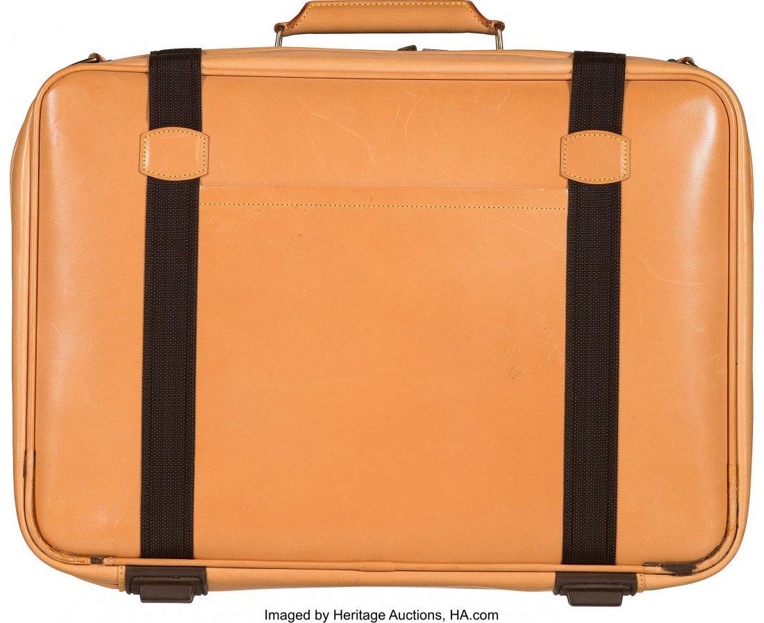 58037: Louis Vuitton All Vachetta Leather Satellite 50  - 2