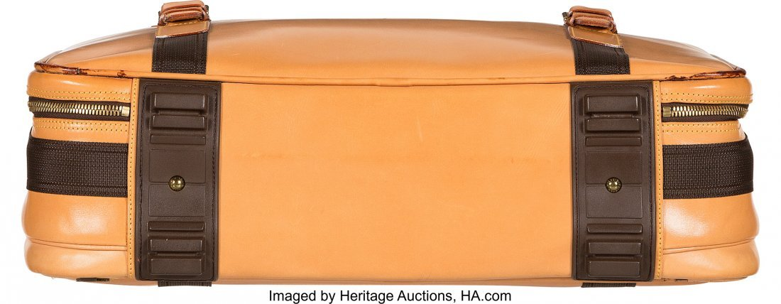 58037: Louis Vuitton All Vachetta Leather Satellite 50  - 3