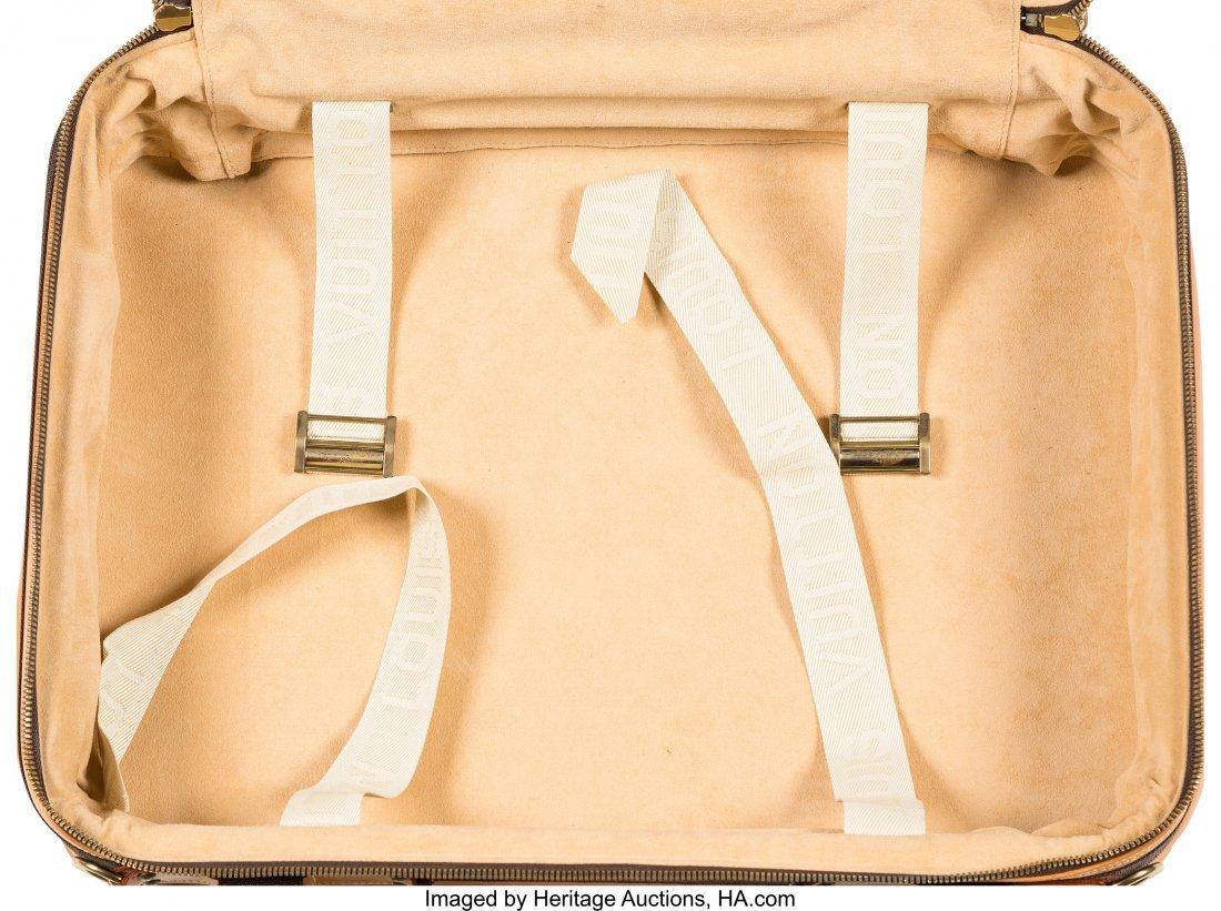 58037: Louis Vuitton All Vachetta Leather Satellite 50  - 4
