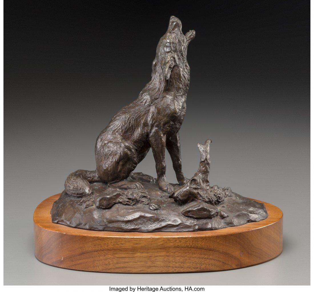 61101: Clark Everice Bronson (American, b. 1939) Coyote