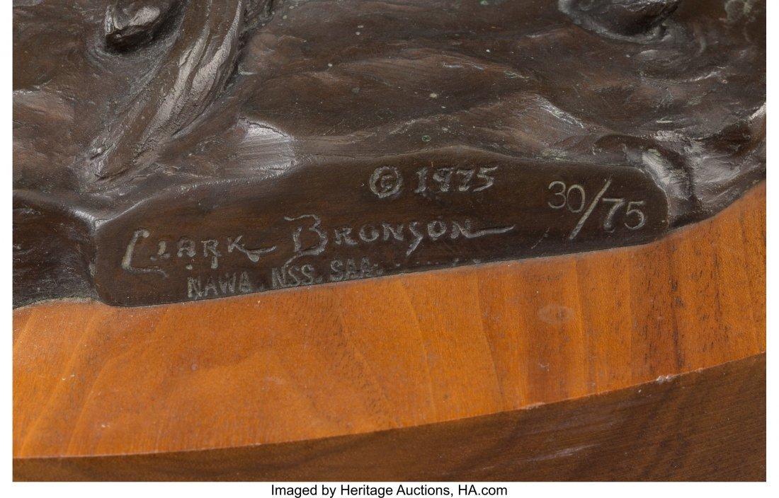 61114: Clark Everice Bronson (American, b. 1939) Wild W - 3