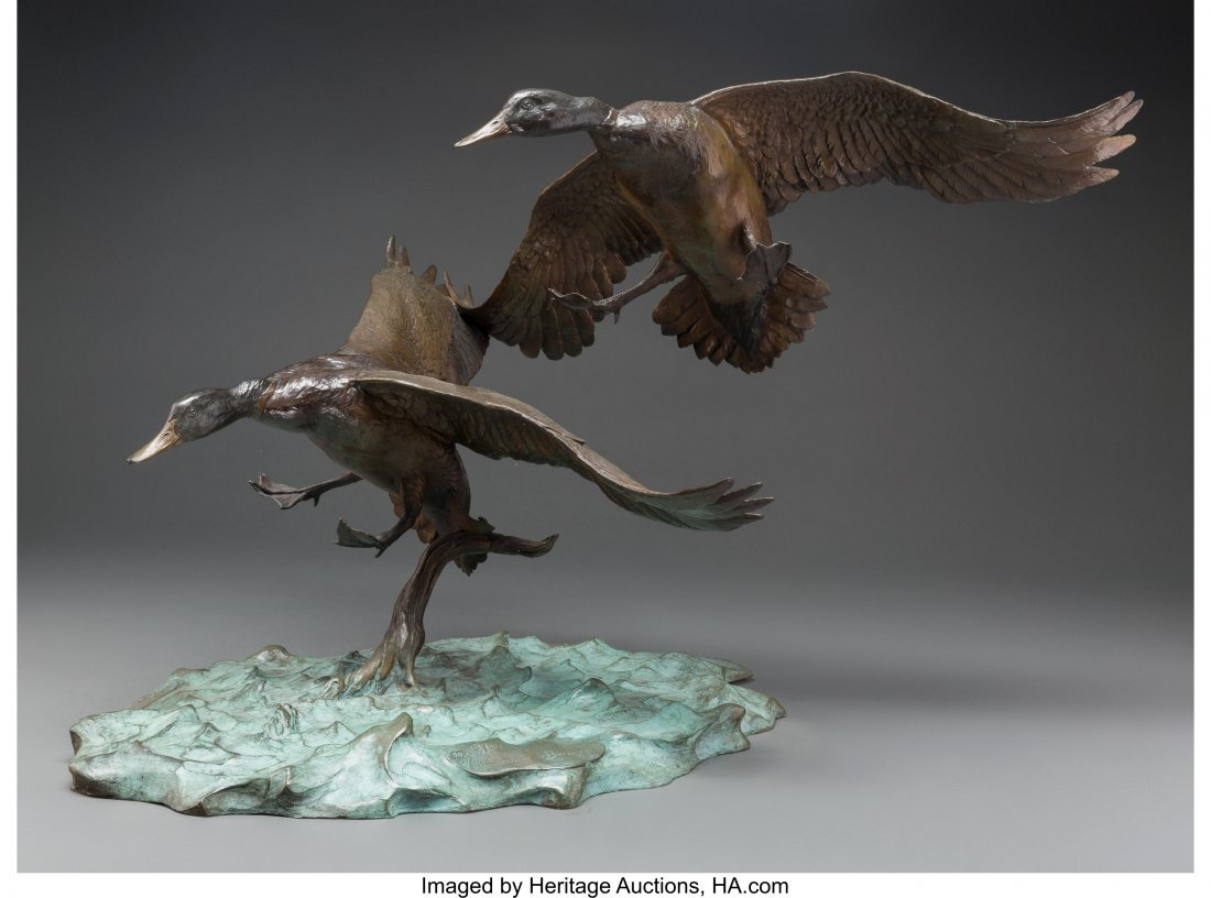 61115: Clark Everice Bronson (American, b. 1939) Wings