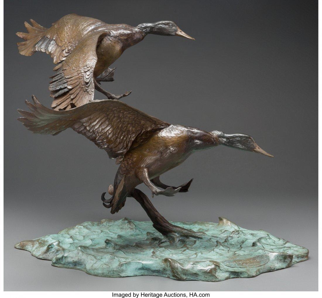 61115: Clark Everice Bronson (American, b. 1939) Wings  - 2