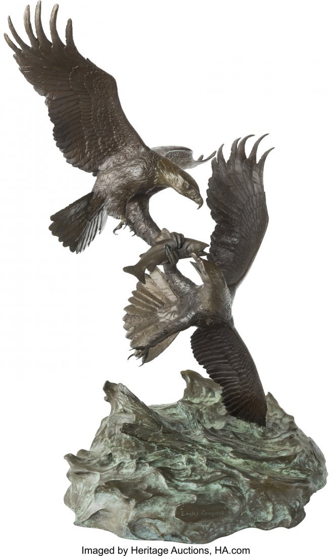 61118: Clark Everice Bronson (American, b. 1939) Eagle'