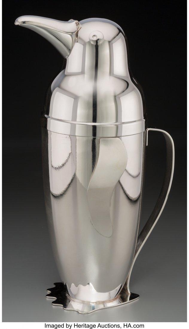 61258: An Emil A. Schuelke for Napier Silver-Plated Pen