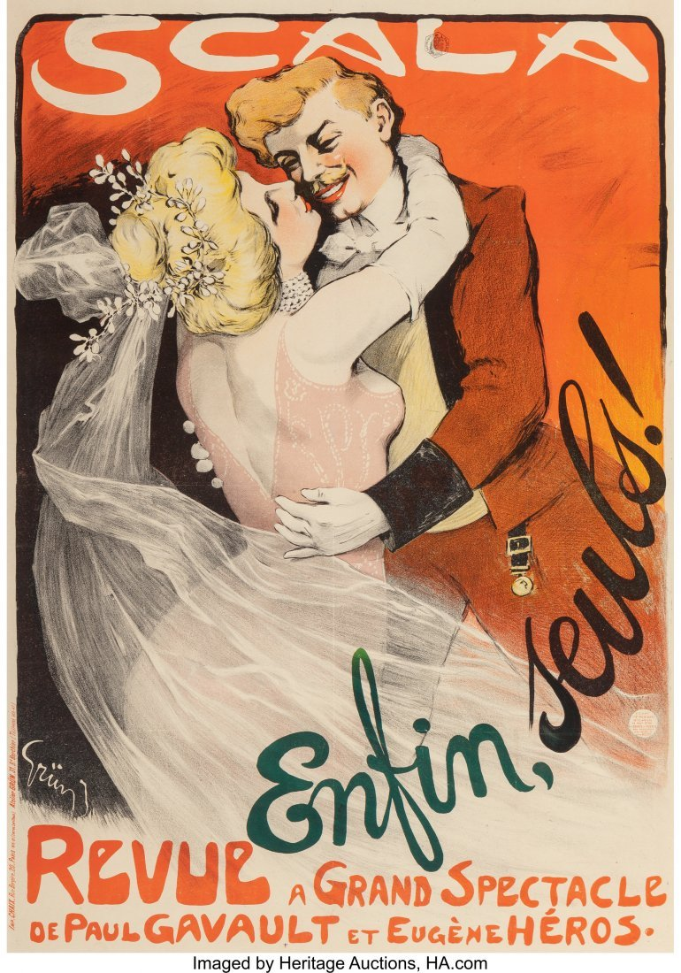 61273: Jules Alexandre Grün (French, 1868-1934) Scala