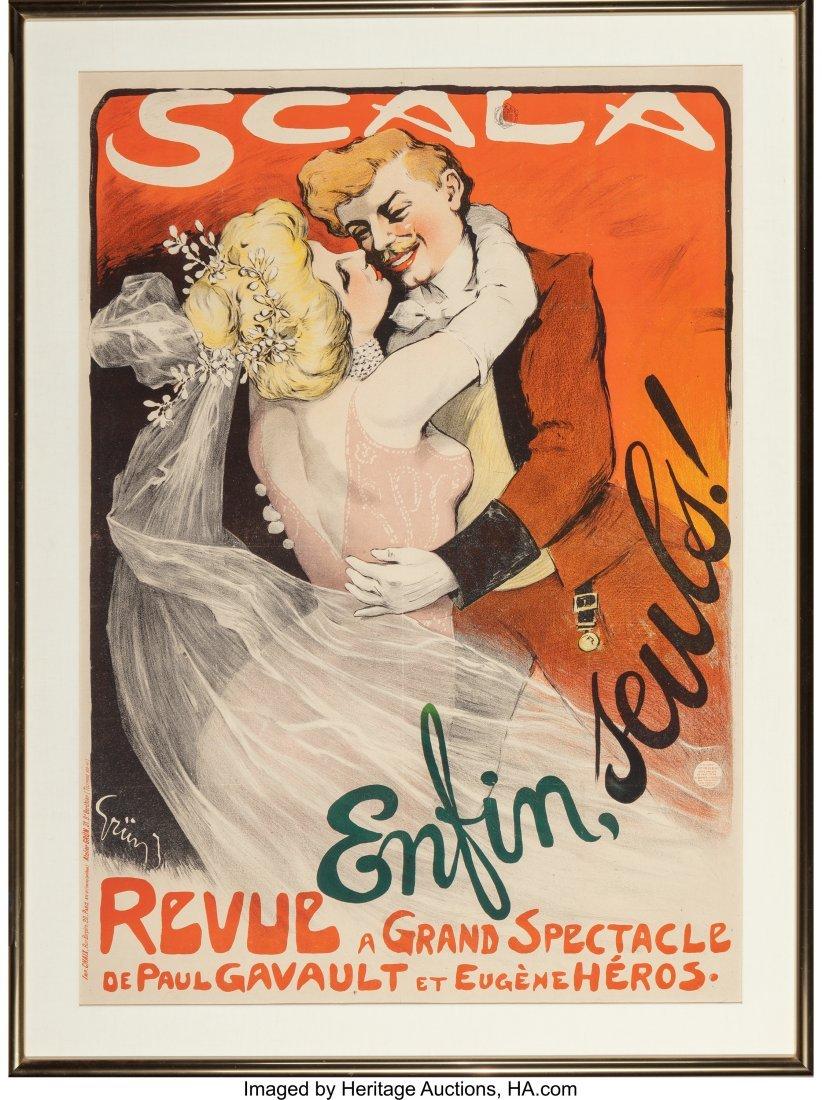 61273: Jules Alexandre Grün (French, 1868-1934) Scala  - 2