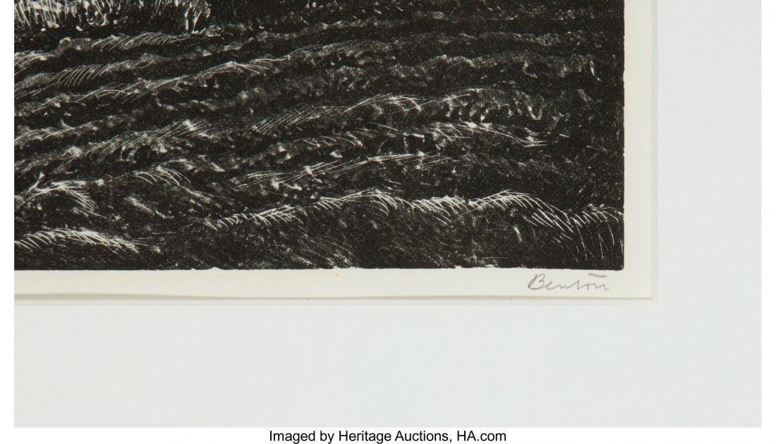 61685: Thomas Hart Benton (American, 1889-1975) Frisky  - 2