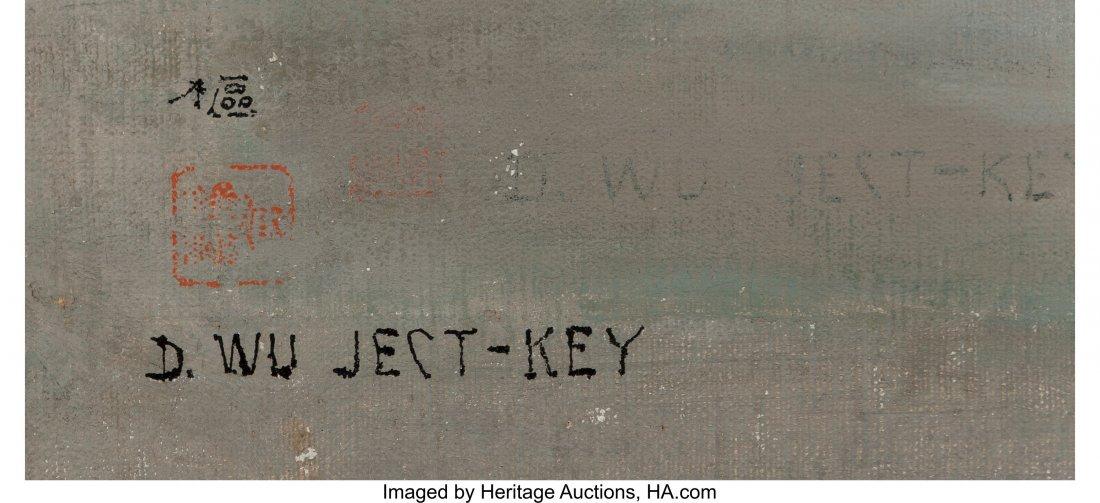 61658: David Ject-Key (American, 1890-1968) Harbor View - 3