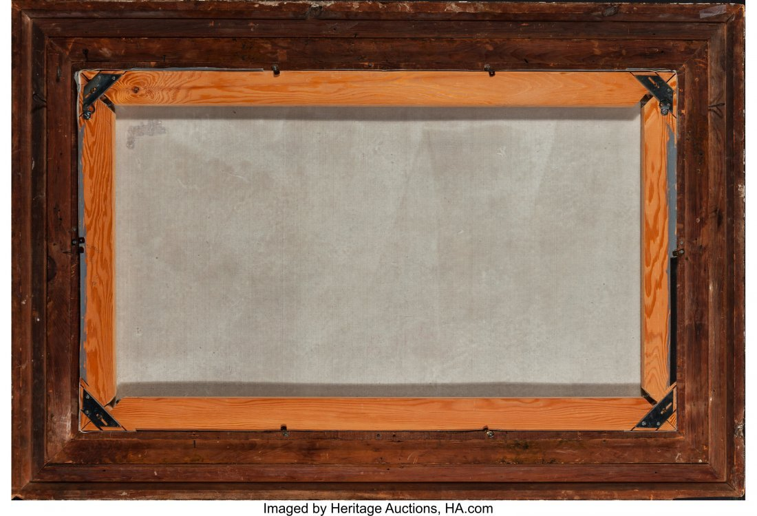 61661: American School (Late 19th Century) Hudson River - 4