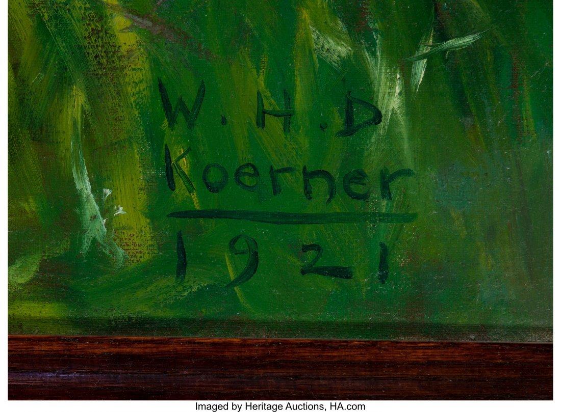 61669: William Henry Dethlef Koerner (American, 1878-19 - 3