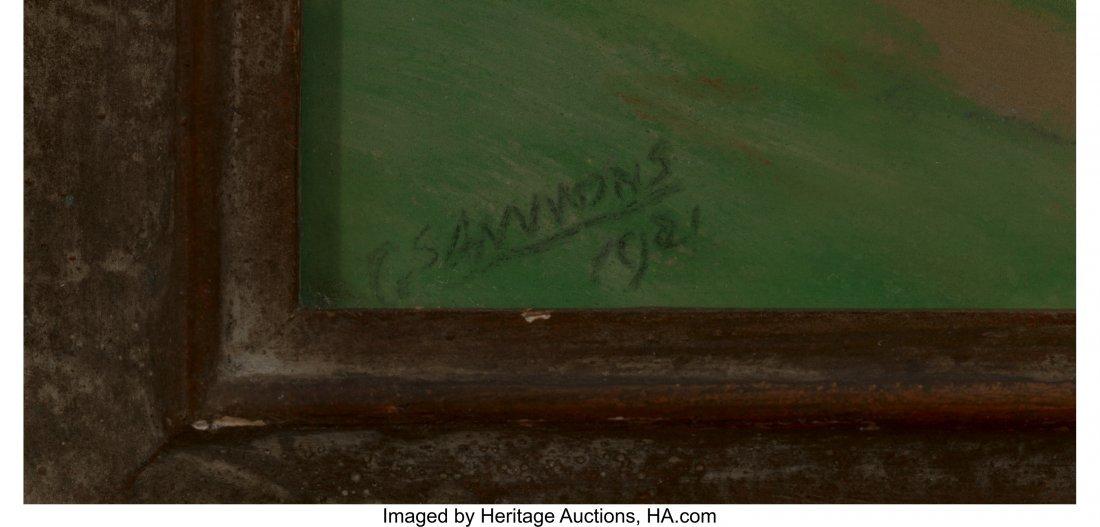62398: Carl Sammons (American, 1883-1968) Mountain Land - 3
