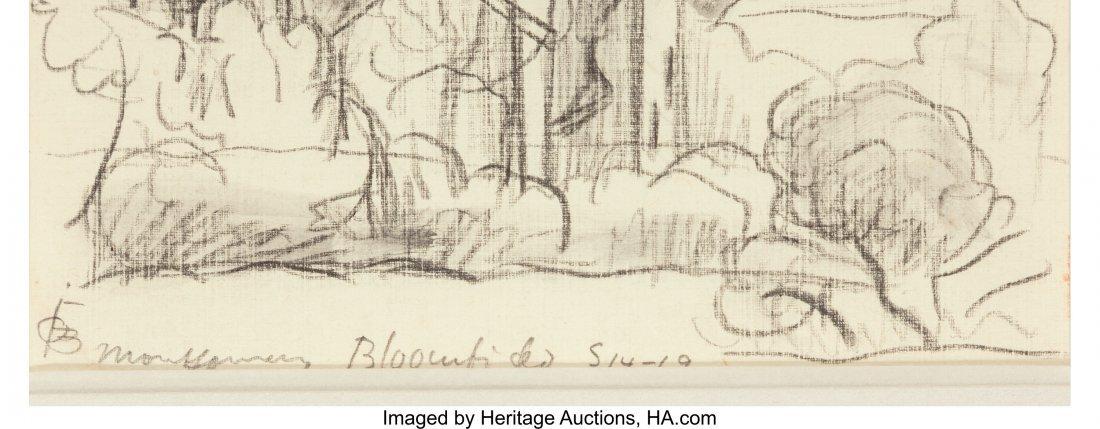 62411: Oscar Florianus Bluemner (American, 1867-1938) M - 4