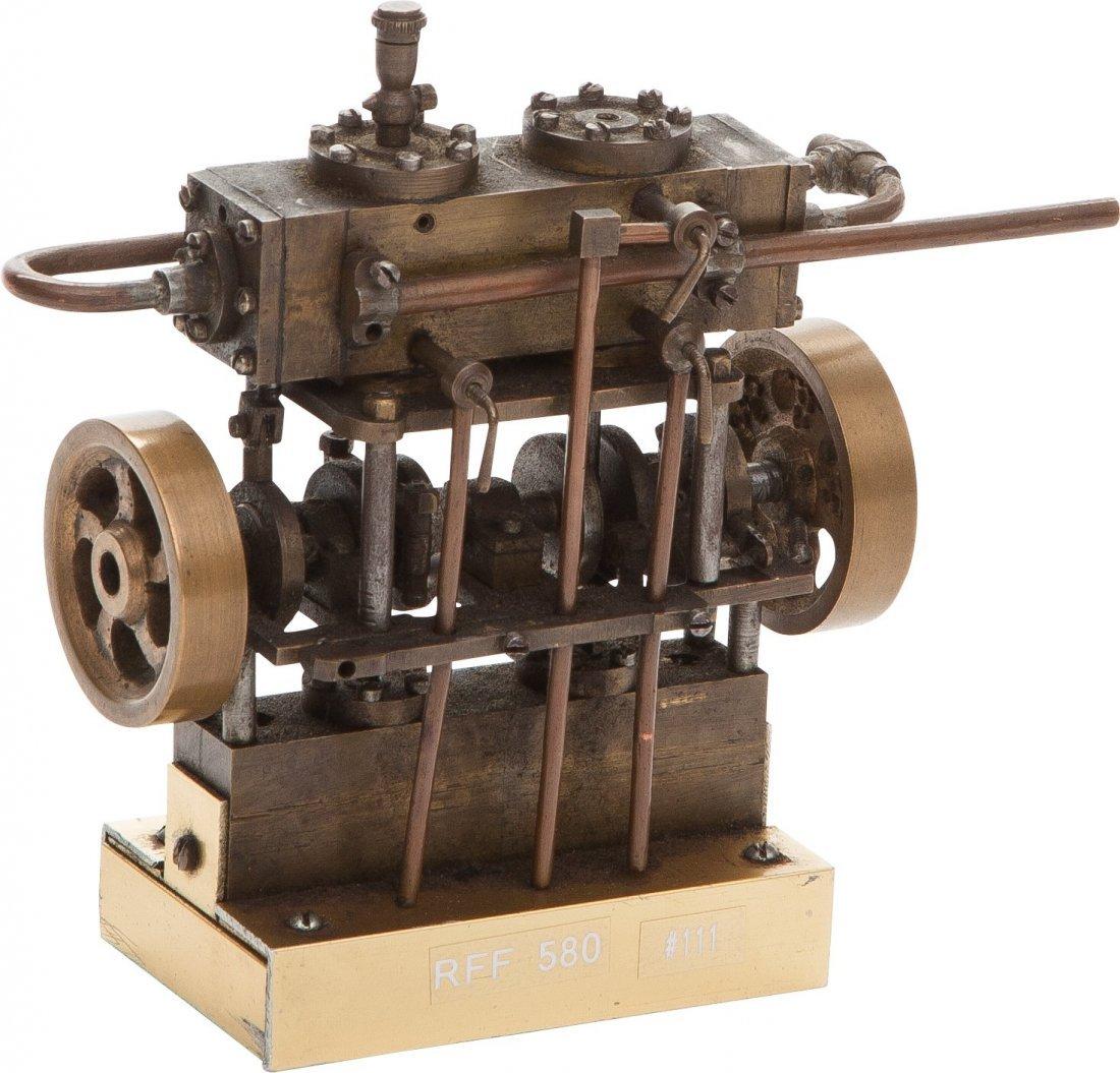 62257: Miniature Twin-Drive Reverse Nautical Engine 7 x