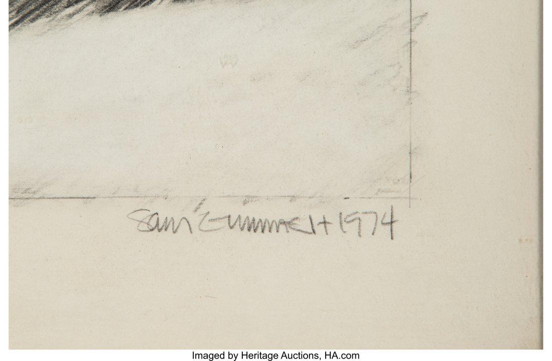 62435: Sam Gummelt (American, b. 1944) A Pyramid, 1974 - 3
