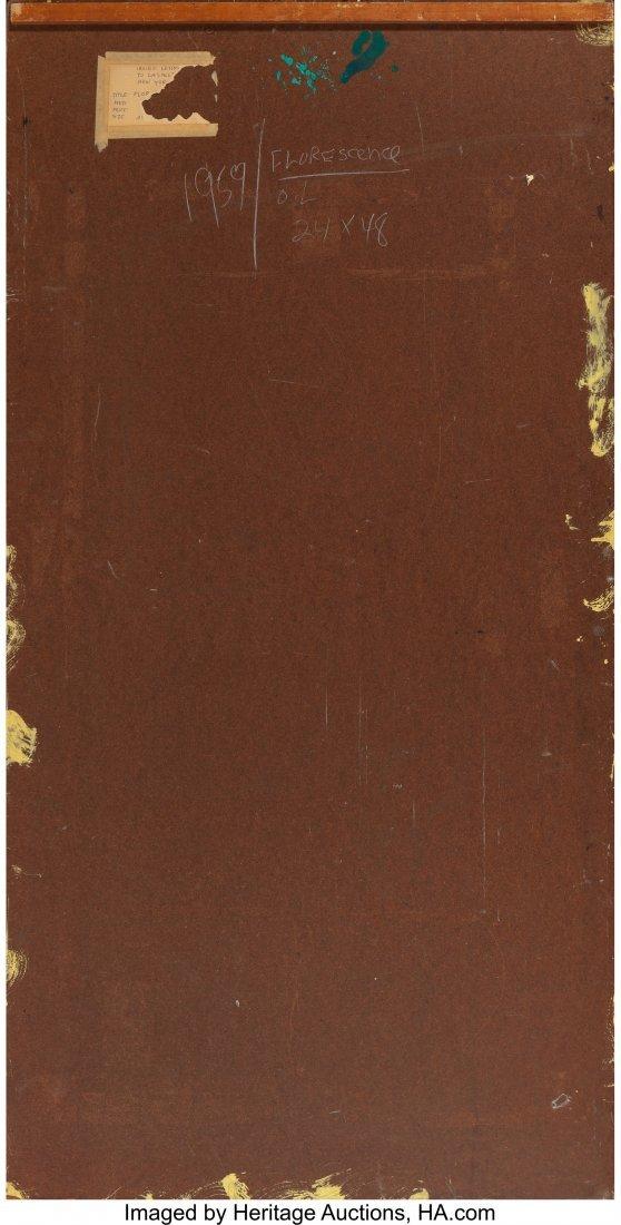 62455: Irving G. Lehman (American, 1900-1982) Fluoresce - 2